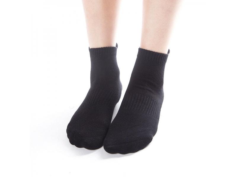 YHAO 2019 Four Color Adult Fitness Sox Compression Pilates Yoga Socks Anti Slip Exercise yoga dance