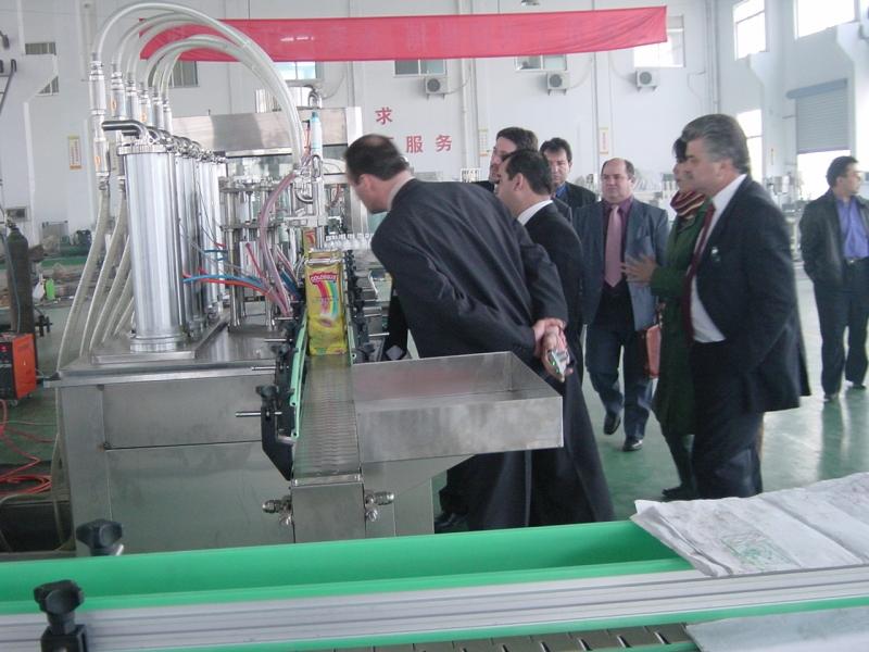 Jiangyin Ganghong Packaging Machinery Co., Ltd.
