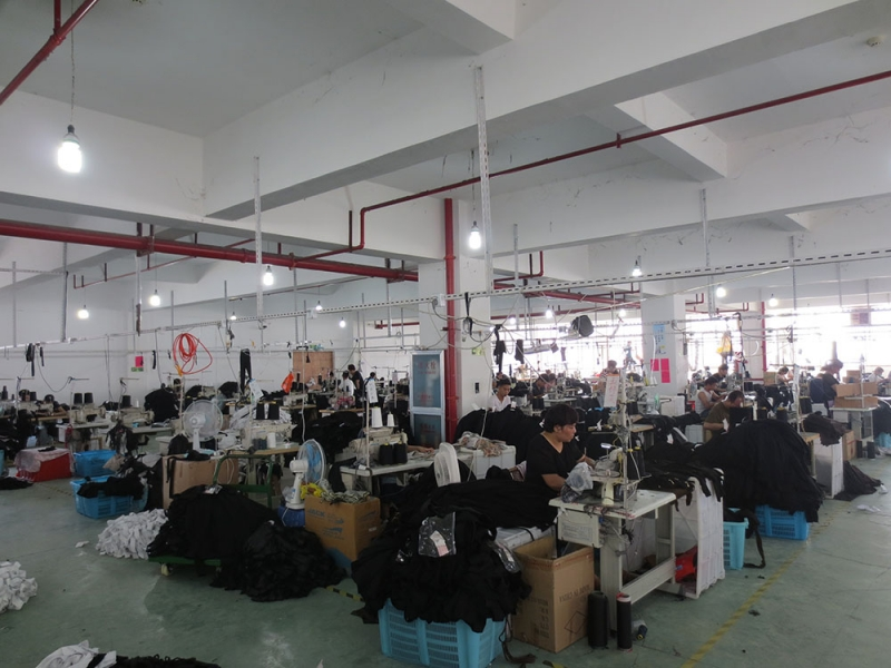 Dongyang Xiuzhimei Knit Apparel Co., Ltd.