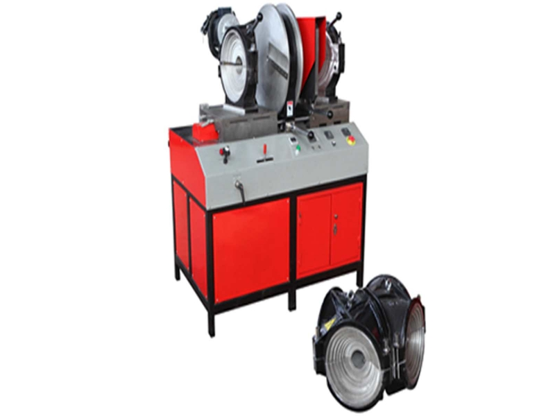 315mm wuxi laijuda hdpe pipe fitting machine