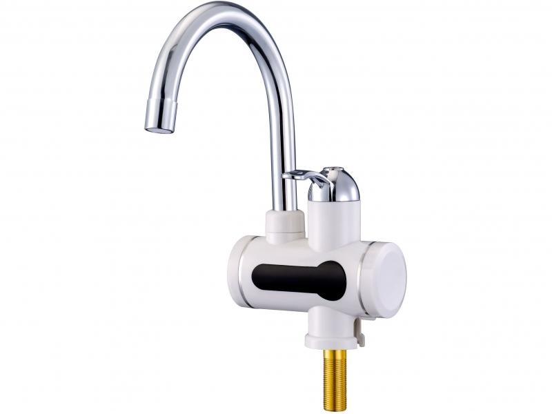 Bathroom Basin Electric taps
