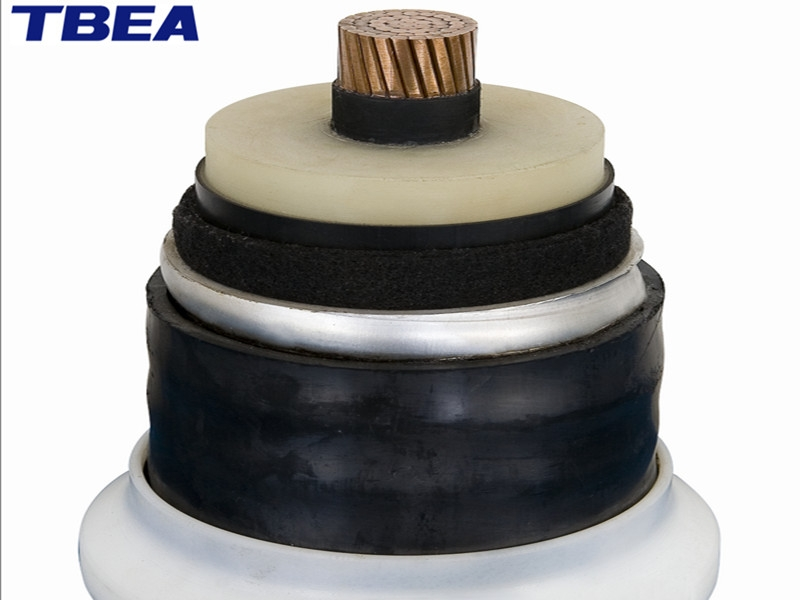 66kV/110kV/115kV/150kV XLPE High Voltage Power Cable