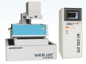 Supply medium-speed wire-moving linear cutting machine tool