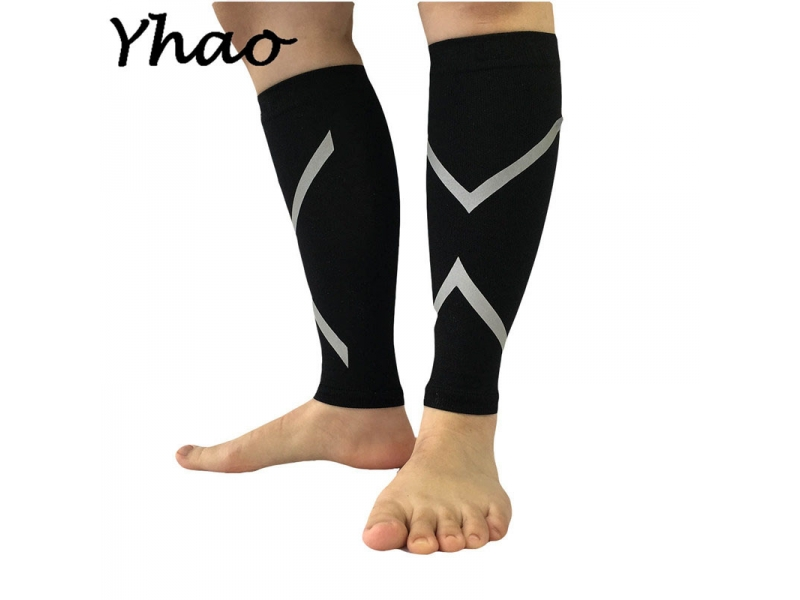 YHAO 2019 Mens Womens Riding Cycling Basketball Football Socks Bicycle Sports Compression Socks Brea