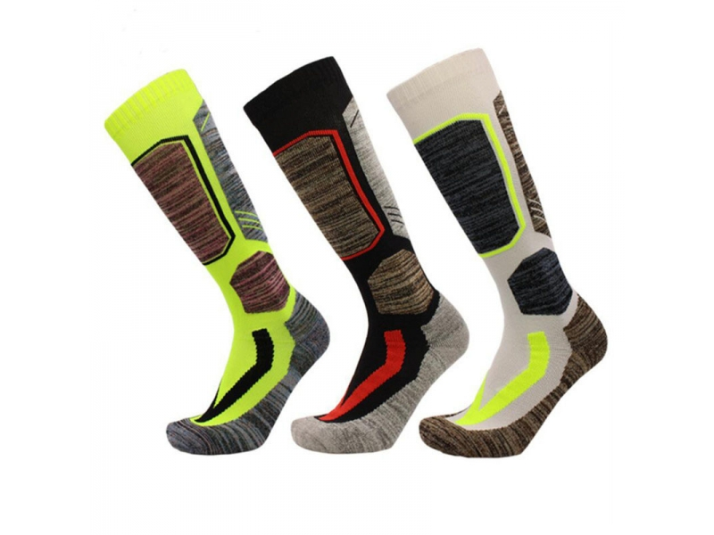 YHAO 2019 Professional Men's Antiskid Football Socks For Competitions And Training Outdoor Sports S
