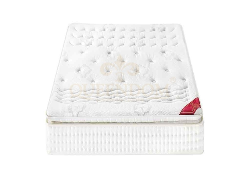 Dream Pillow Top Mattress,Soft Comfort Spring Instant Recovery Bedroom,Multiple Sizes