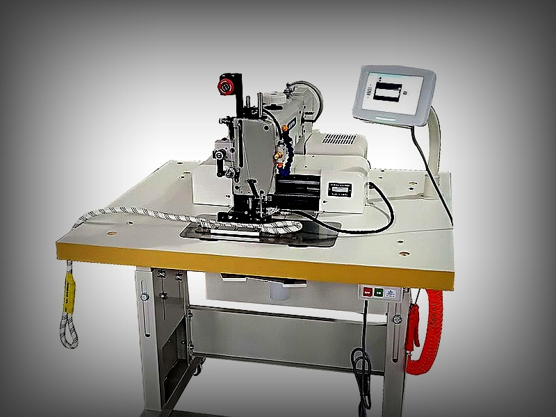 SHENPENG  CP-R21 programmable pattern rope sewing machine