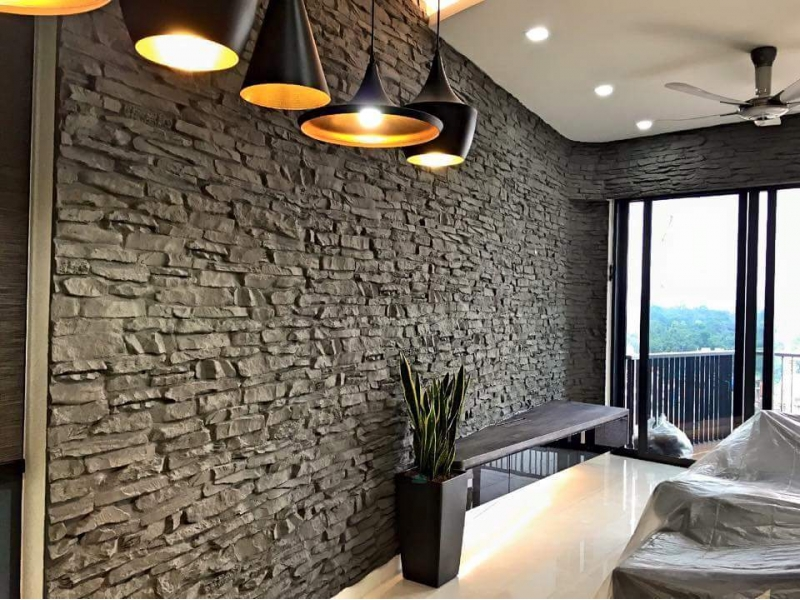 New Modern Wall Art Decor 3d effect exterior interior wall panels for home coffee shop restaurant de
