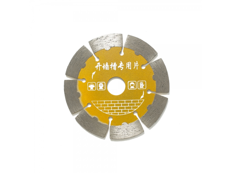 115*1.8*15*20 Diamond Saw Blades with Protected Segment for Cutting Concrete Wall