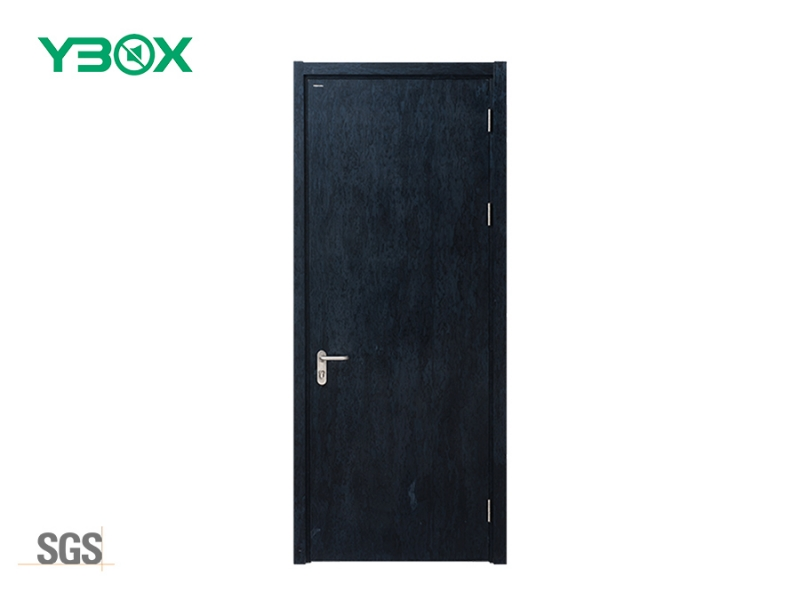 soundproof apartment door fire rated wood door