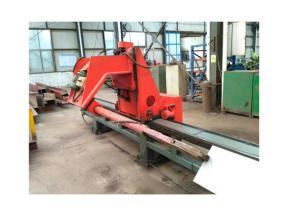 CNC Manipulator Cutting Line For Steels, Plasma Cutting Line, CNC Machine for Steel Tower, Steels Cu