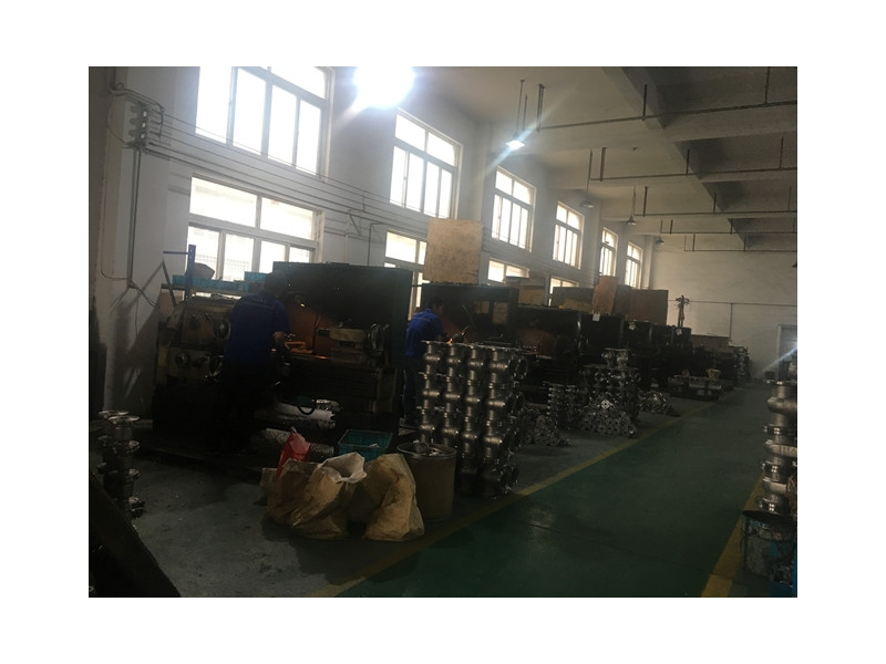 Wenzhou Qiaogong Valve Co.,ltd