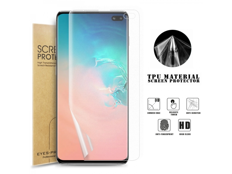AG TPU FILM SCREEN PROTECTOR FOR SAMSUNG S10 S10Plus S10e