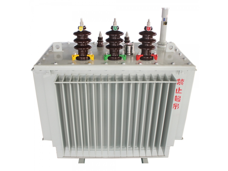 S13 series of Three-phase oil Immersed Transformers
