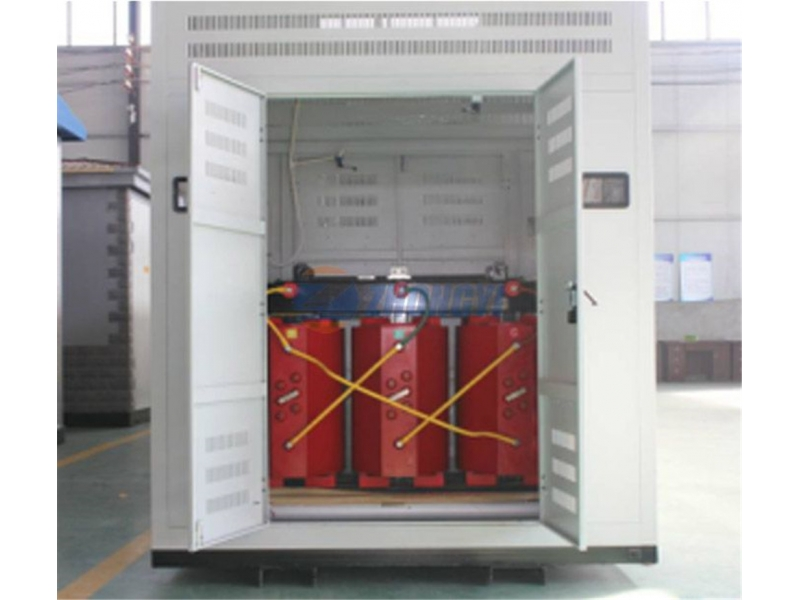 SC(B)10 Series Resin-insulated Dry Type Transformer