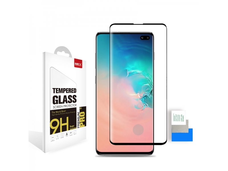 9H Tempered glass SCREEN PROTECTOR Shield FOR SAMSUNG S10 S10Plus S10e