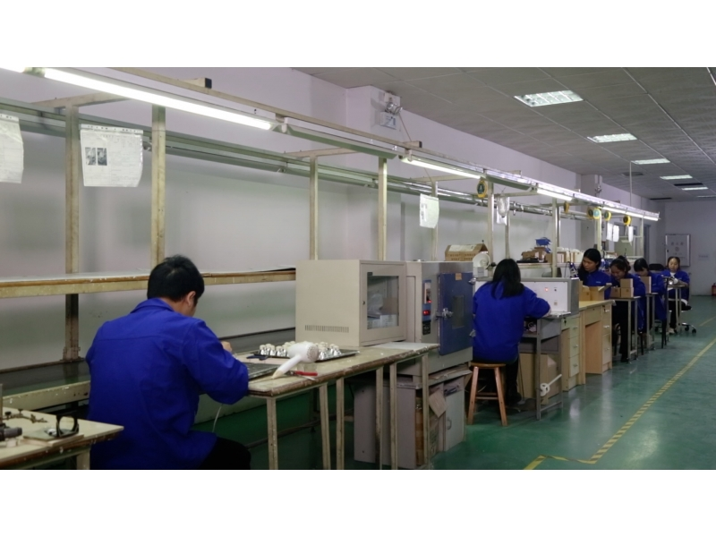 Guangzhou Xinhuawo Display Technology Co., Ltd.