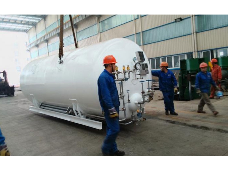 Cryogenic Movable Tank