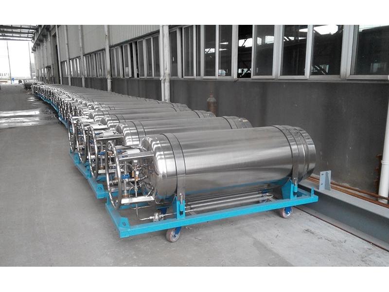 Cryogenic Cylinder