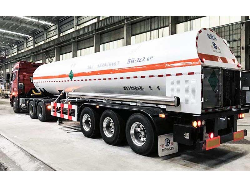 LNG Semi-trailer