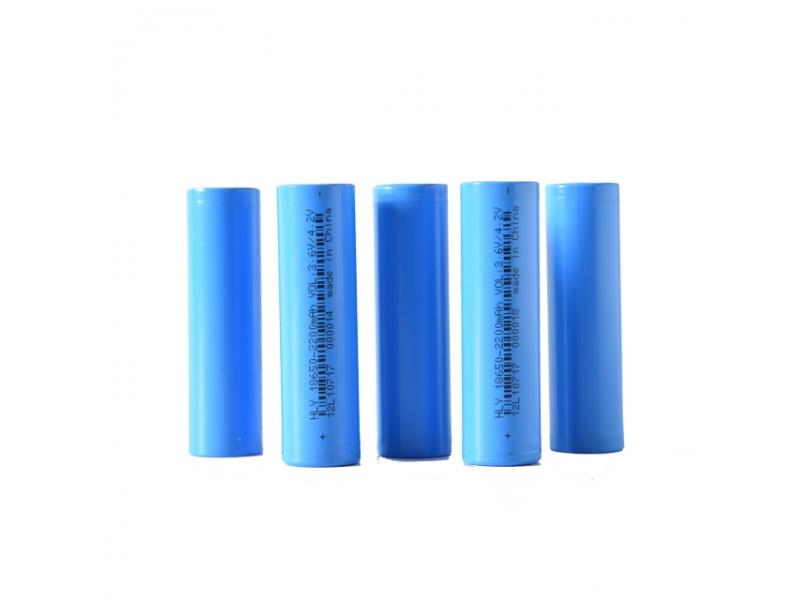 High Quality Deep Cycle 3.6V 2500mAh 18650 battery ion lithim