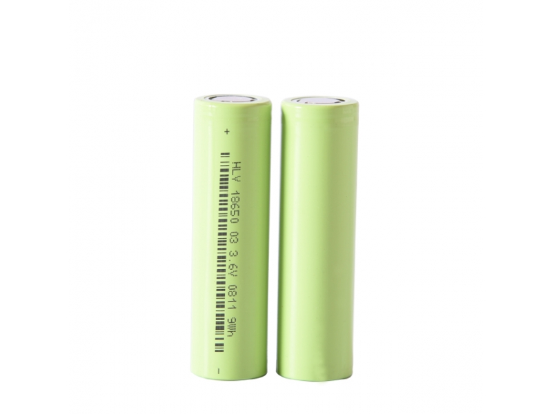 A Grade high capacity INR 3.6V 2600mah Rechargeable 18650 li-ion Battery