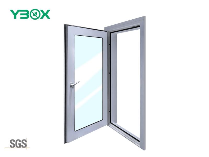 home soundproof studio doors with glass