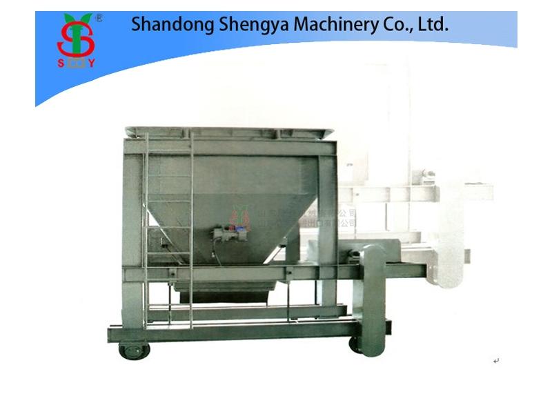 Automatic Concrete Feeding Machine