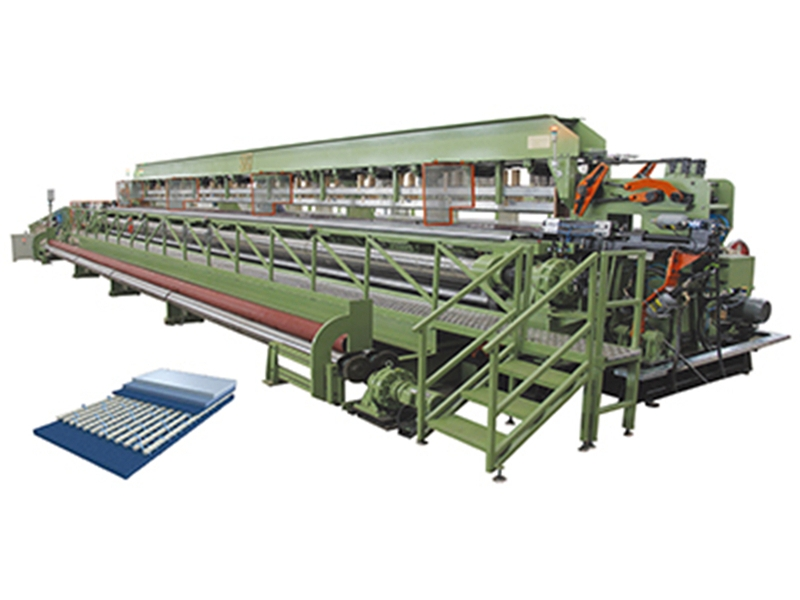 DW200 Heavy Duty Ring Woven Press Felt Loom