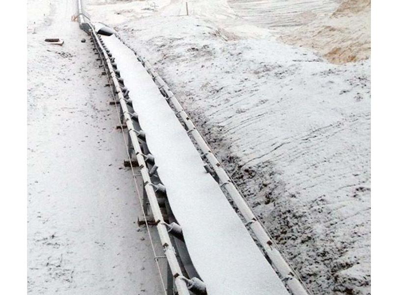 Cold Resistant Fabric Conveyor Belt