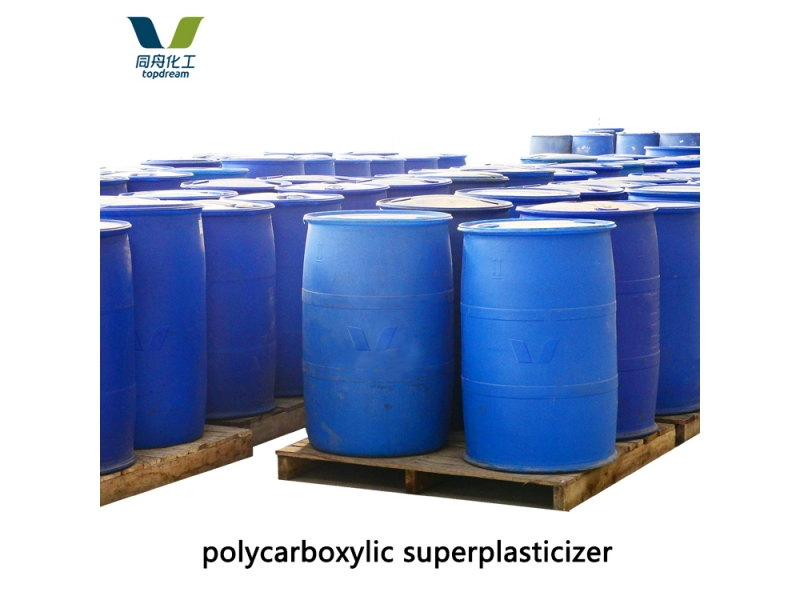New product PCE Polycarboxylate Superplasticizer liquid/Early Strength Agent/China manufacturer