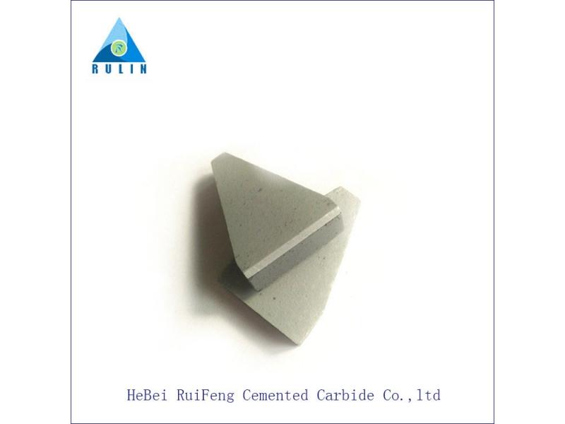 Kentanium Carbide Brazed Tips for Cutting