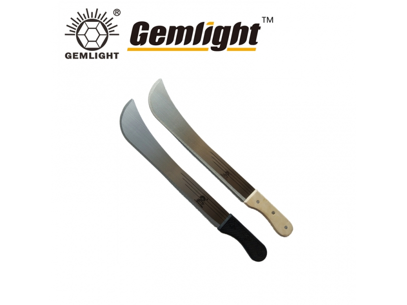 Panga Knife Machete knife with wood handle M204