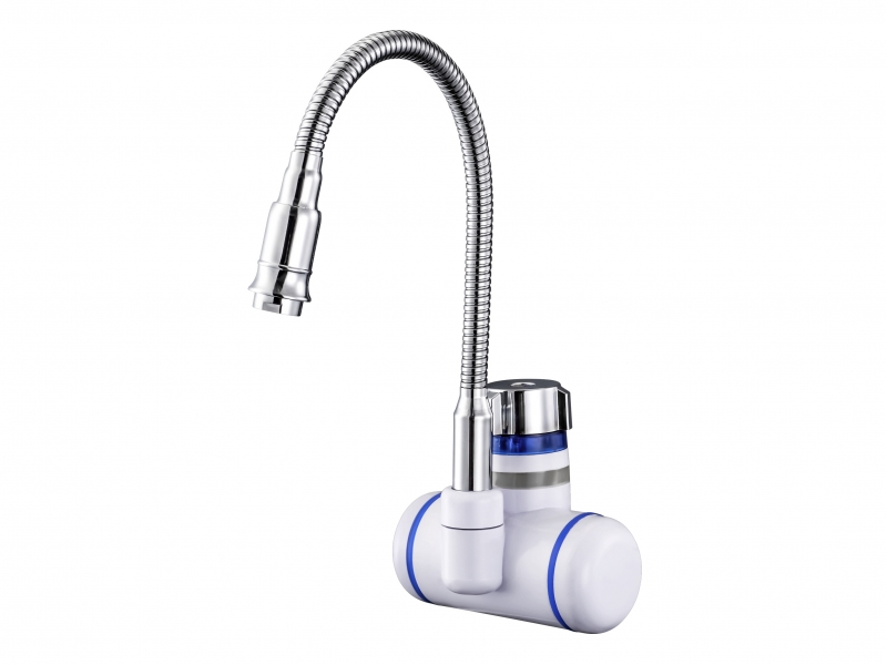 electric water heater faucet