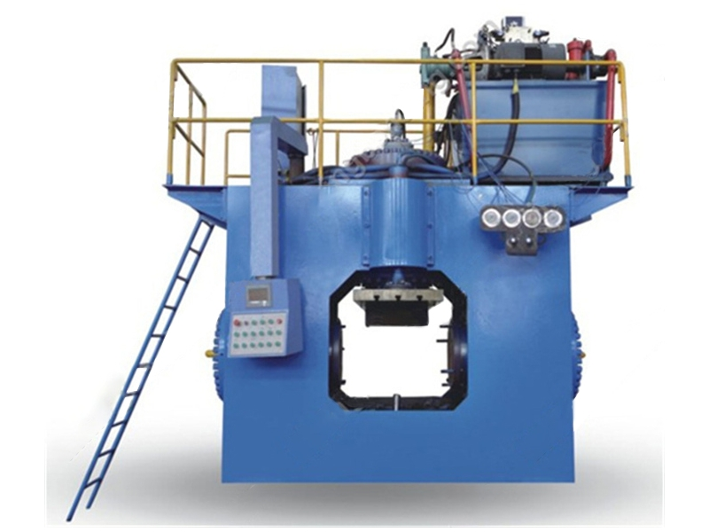 168 Cold forming Tee Machine