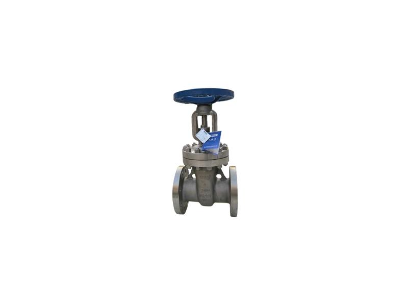 Nickel gate valve