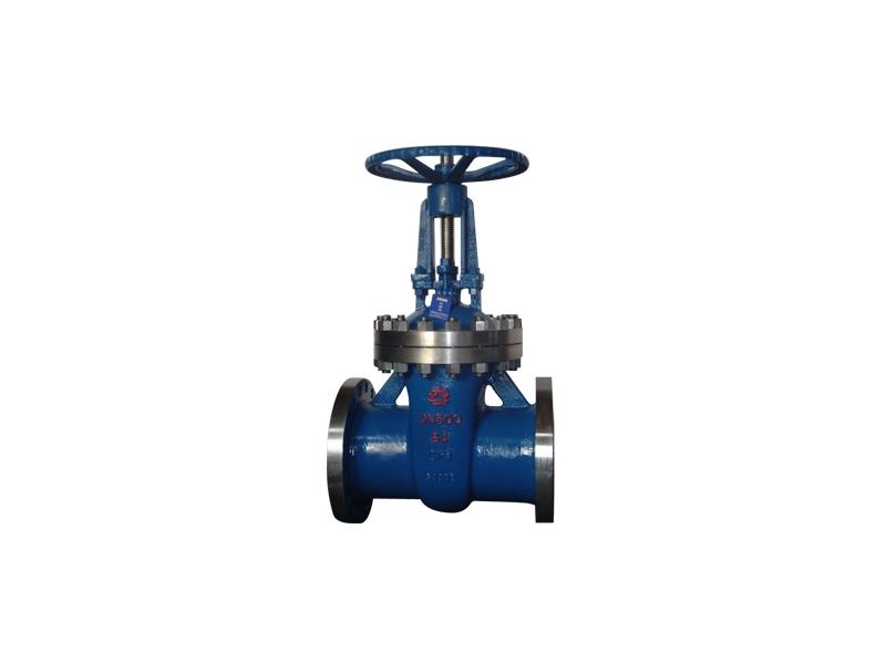 Stainless steel gate valve