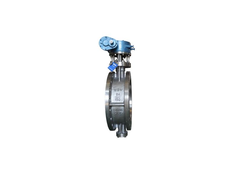Alloy 20 butterfly valve