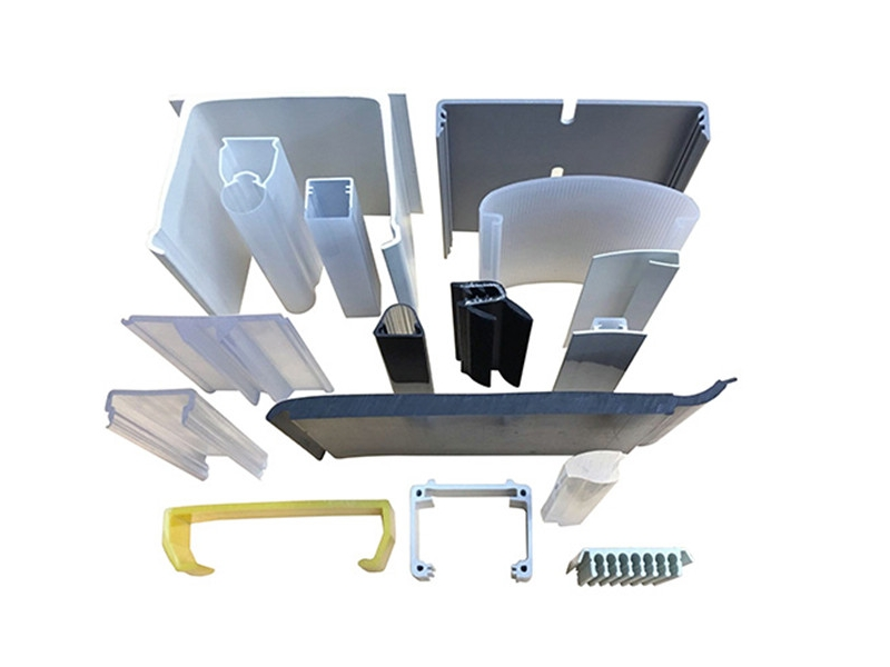 Extrusion and Injection Plastic Profiles,Machining Extrusion Plastic Profile, Plastic Linear Rail fa
