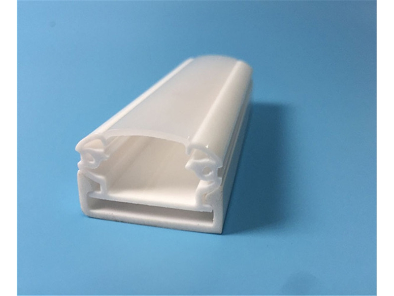 LED Tube/LED Pipe,Plastic Extrusion Led Pipe, Custom Plastic Led Tube Factory,Plastic Extrusion Led