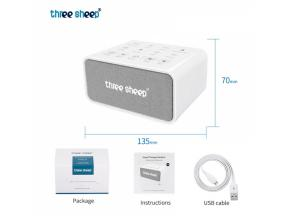 Portable Sleep Therapy White Noise Sound Machine S10