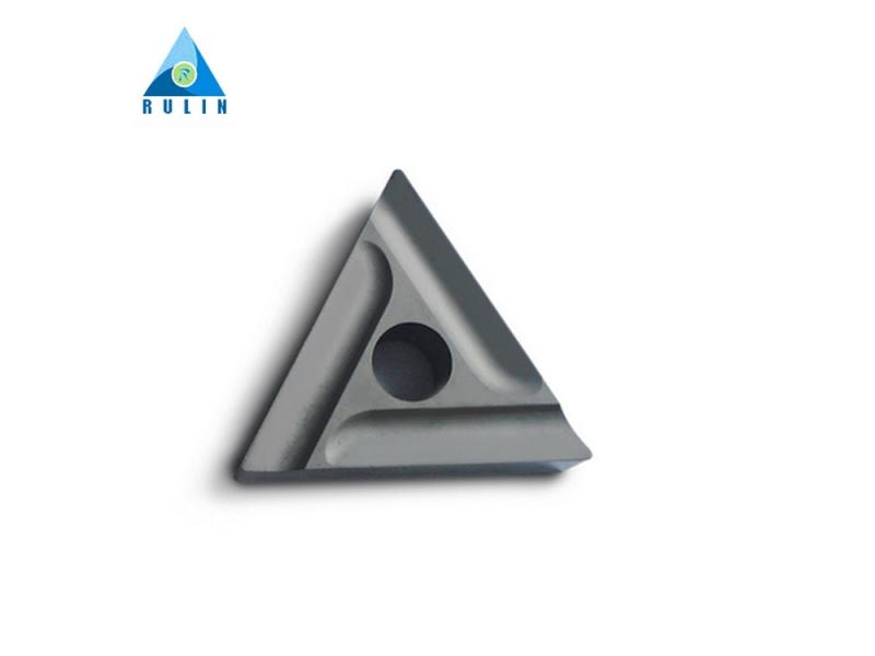 YG8 K10 Tungsten Carbide Threading Turning Insert for CNC