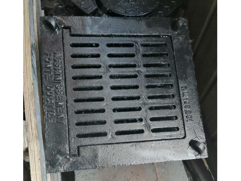 Manhole Cover Siphoidal Device
