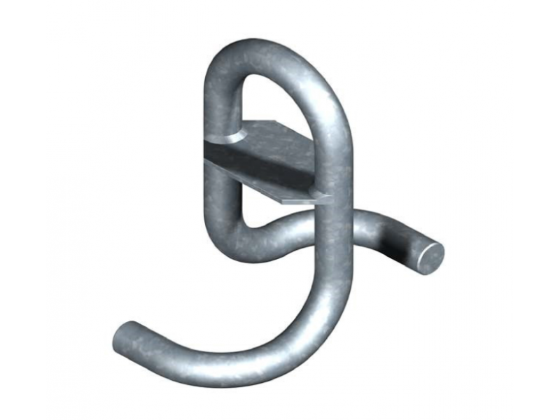 Iron anchor manhole accessories