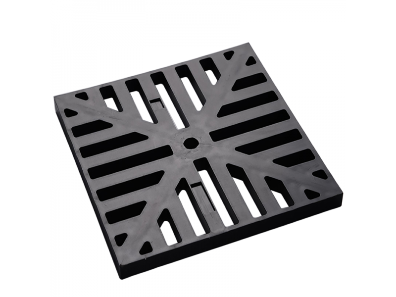 Grating sump PVC and Ductile iron