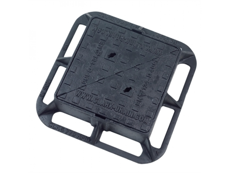Manhole cover surface Box Ductile iron