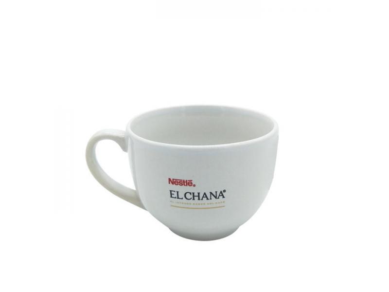 Factory Price Printed Ceramic Coffee Mug Cup