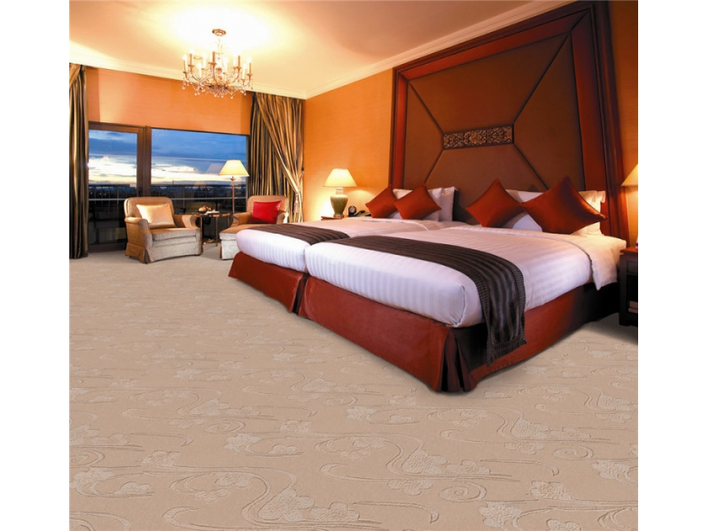 Tufted Carpet for Meeting Rooms, Apartments, Hotel Guestrooms, Suites etc
