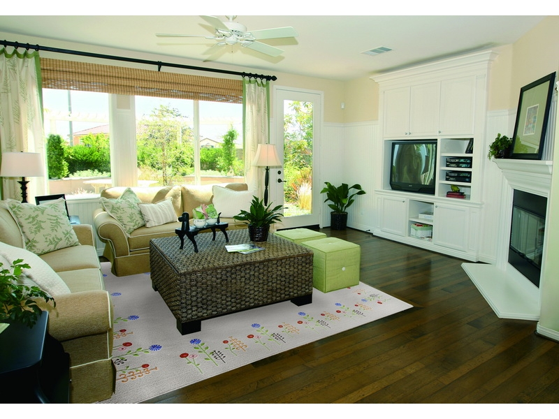 Residential Carpet with Fire Retardance Durability and Environment Protection Performance
