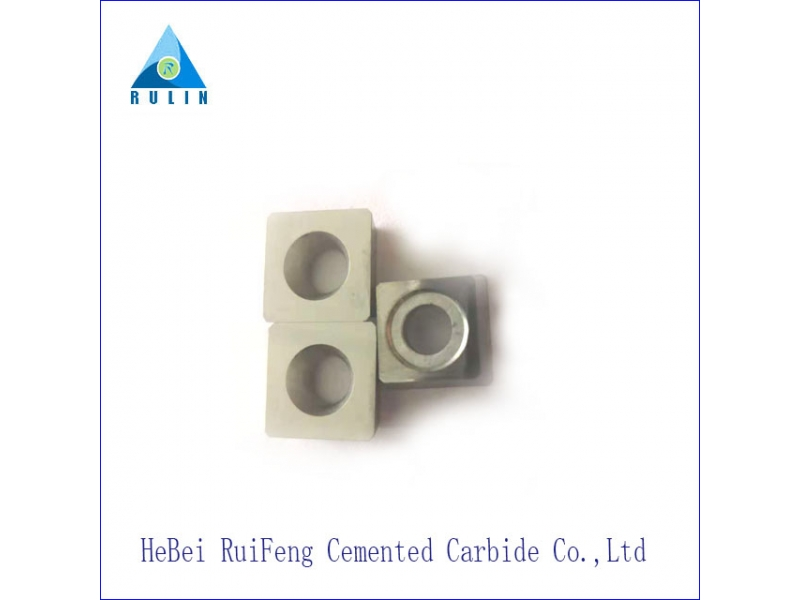 Cemented Carbide shim insert for cutting corn
